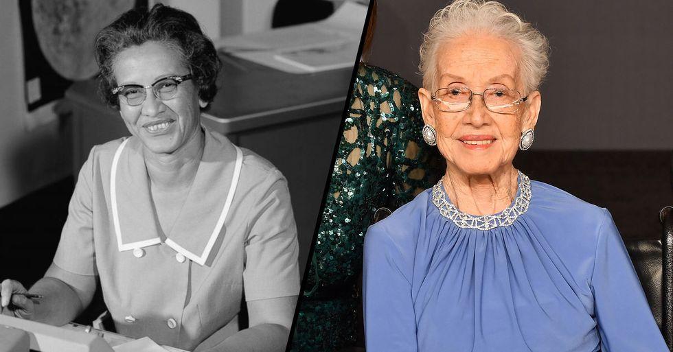 Katherine Johnson, Real-Life Subject of 'Hidden Figures,' Dies Aged 101