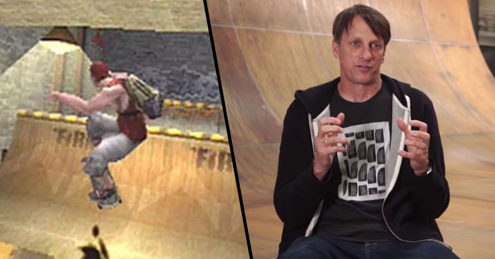 Tony Hawk's Pro Skater Documentary Film Premieres This Month