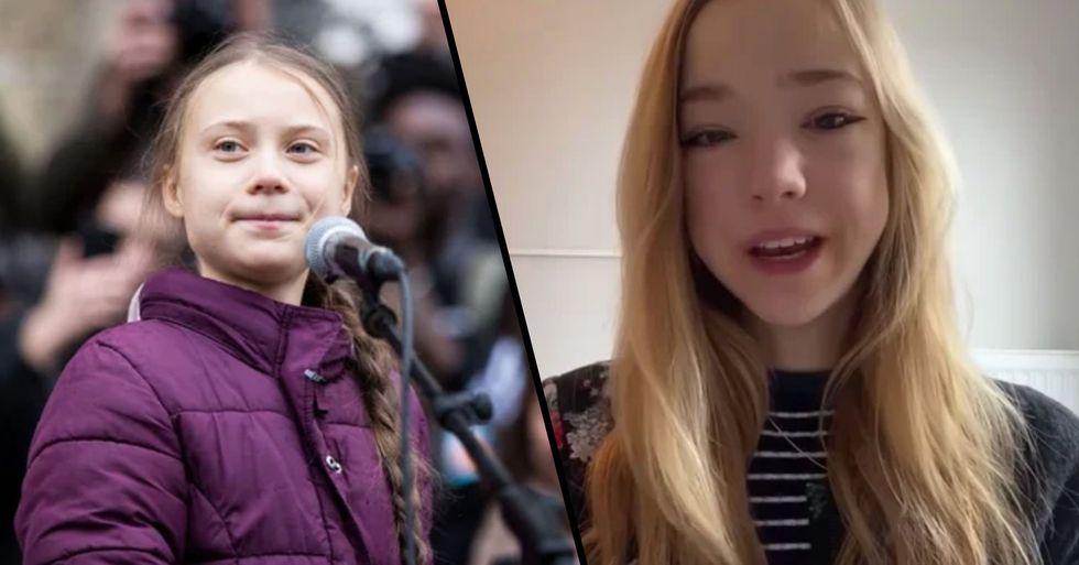 Teenage 'Anti-Greta' Climate Change Denier Wants to Promote 'Climate Realism'
