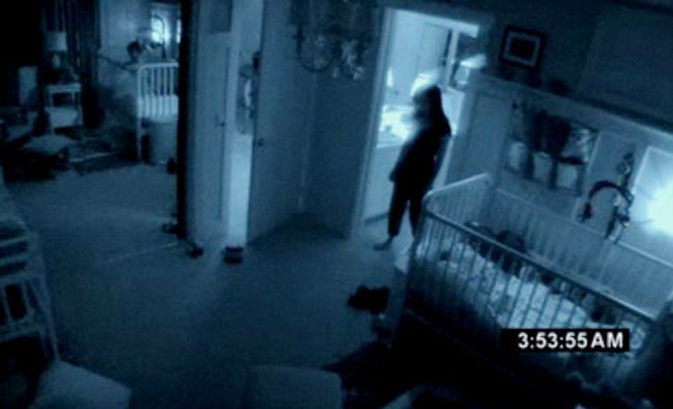 """""""Demand It"""" Campaign For Paranormal Activity 2!"""