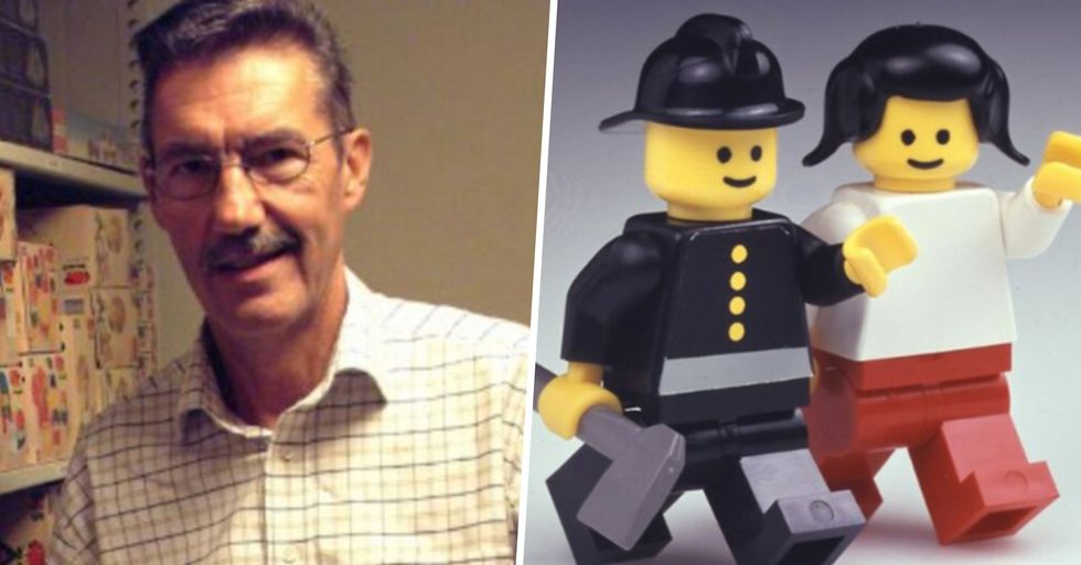 Man Who Created Iconic Lego Yellow Figures Has Died Aged 78
