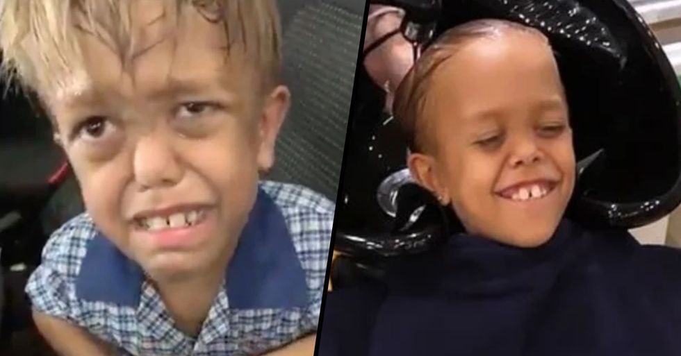 Bullied 9-Year-Old Quaden Bayles Gets a Dramatic Makeover After Heartbreaking Viral Video