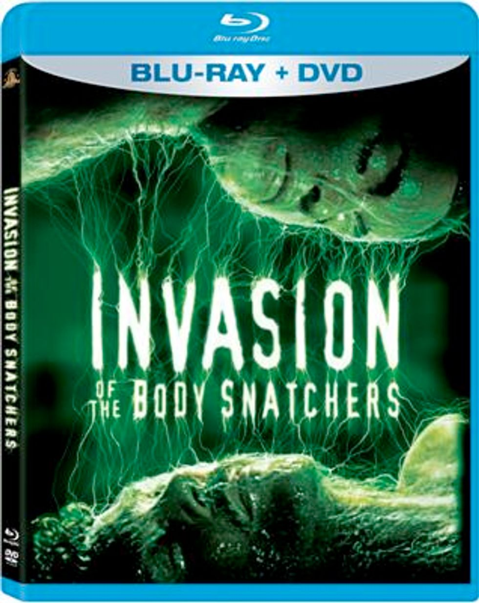 Don't Go To Sleep! Invasion Of The Body Snatchers On Blu-ray