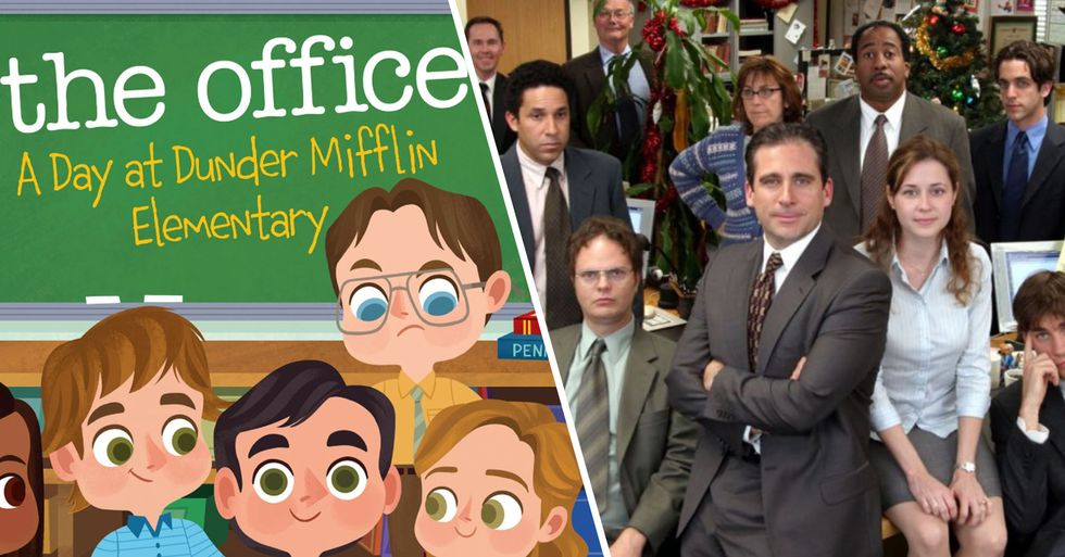 A New Children's Book Based on 'The Office' Has Been Announced