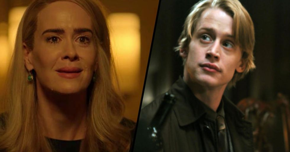 Macaulay Culkin Joins 'American Horror Story' Cast