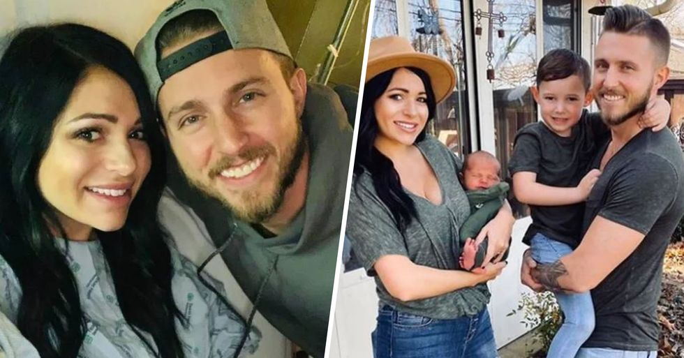 New Dad Explains How Much He Values the Sacrifices His Wife Has Made in a Beautiful Post