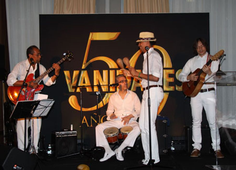 Scenes From the Vanidades 50th Anniversary Gala