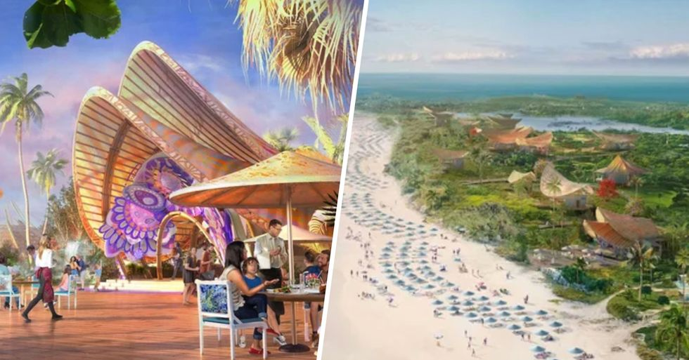 Disney Is Building a New Resort on a Private Island in the Bahamas