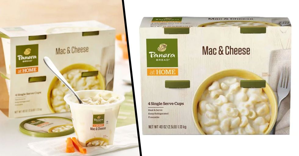 Costco Will Soon Sell Microwaveable Cups of Panera's Mac and Cheese Nationwide