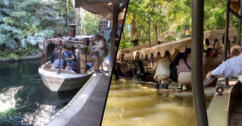 Jungle Cruise Boat at Disney World Sinks With Passengers on Board
