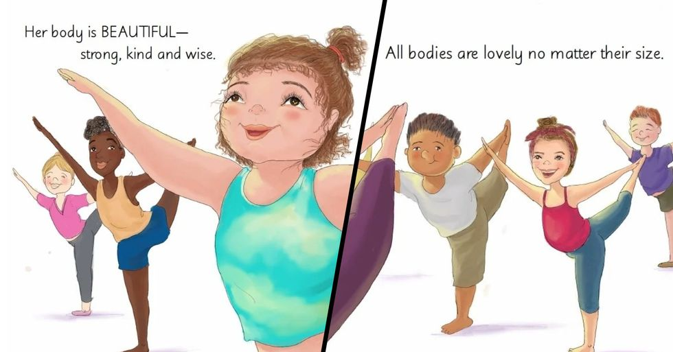 The First Body-Positive Children's Book Was Just Released and It's Exactly What the World Needs Now