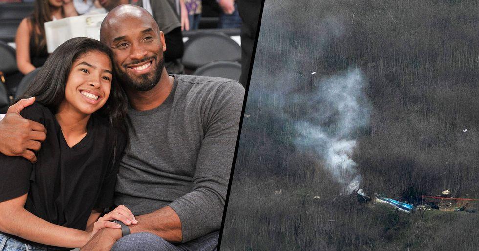 LA County Sheriff's Deputy Shares Disturbing Kobe Bryant Crash Pics, Faces Huge Backlash