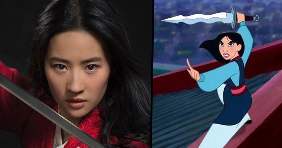 The Cast of Disney's Live Action 'Mulan' and Who They're Playing