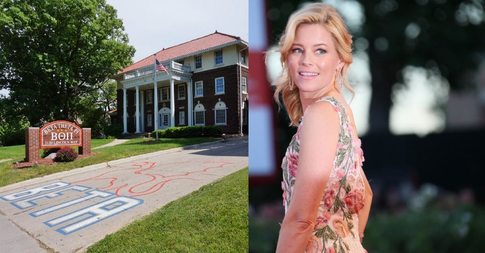 All the Celebrities You Never Knew Were in Sororities and Fraternities