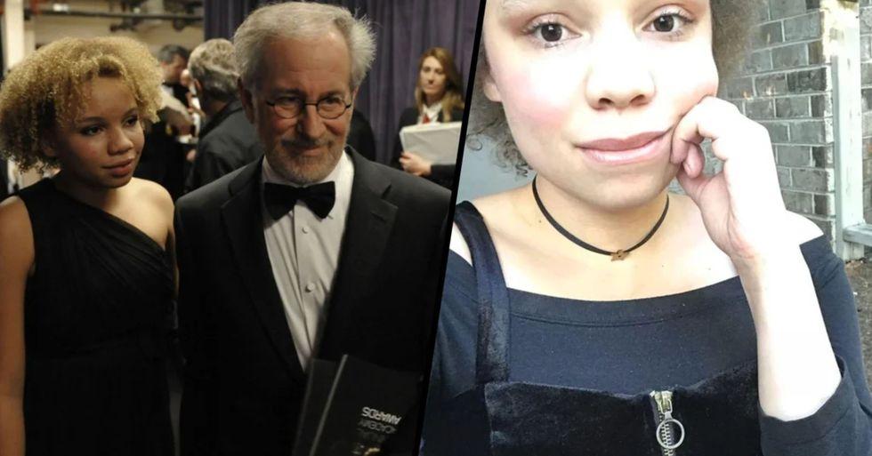 Steven Spielberg's Porn-Star Daughter Has Been Arrested
