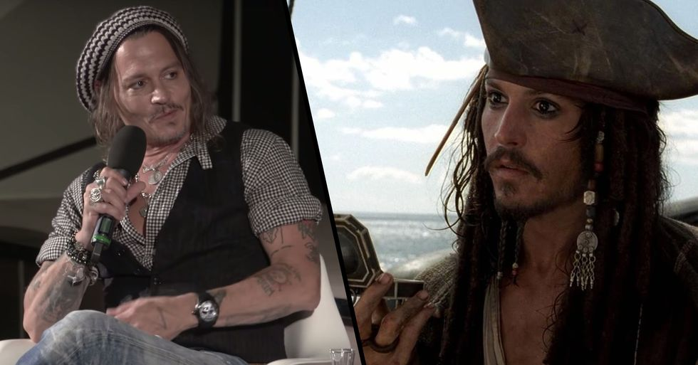 Johnny Depp May Reprise Role as Captain Jack Sparrow for Sixth 'Pirates of the Caribbean' Movie