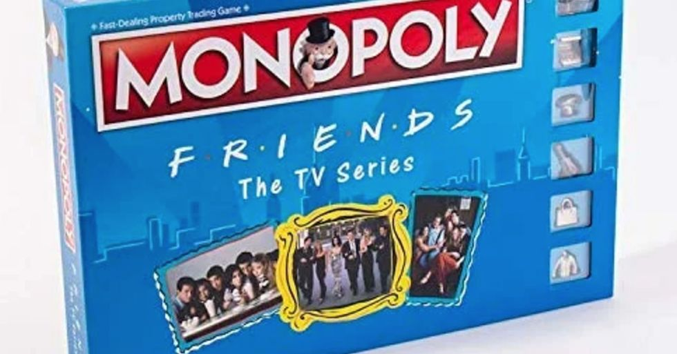 You Can Now Invest in Central Perk in a 'Friends'-Themed Monopoly Game