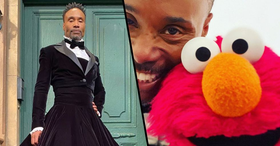 Billie Porter Writes Touching Note to Those Who Slammed His 'Sesame Street' Appearance