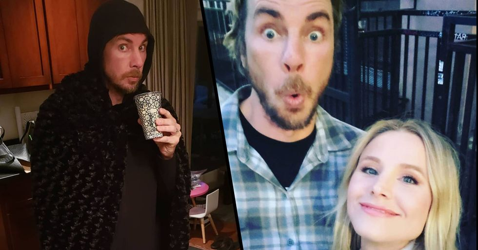 Here Are All the Realest Moments From Kristen Bell and Dax Shepard's Relationship