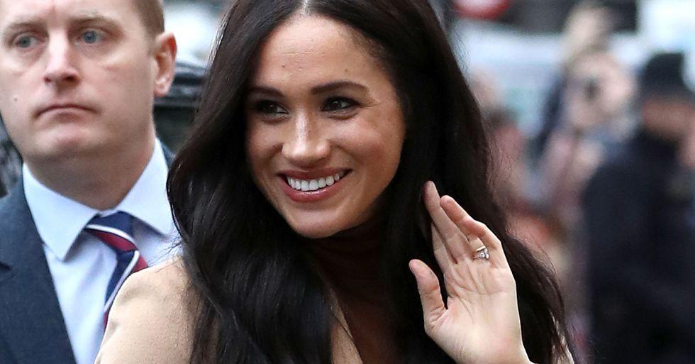 Meghan Markle Slammed for 'Endangering' Baby Archie
