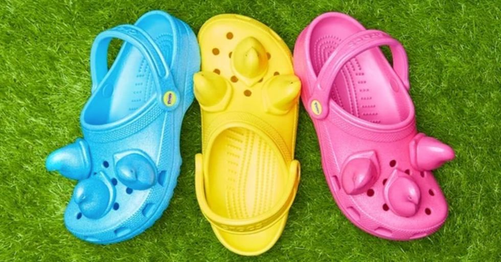 Peeps Crocs Are Now a Thing and We're so Confused