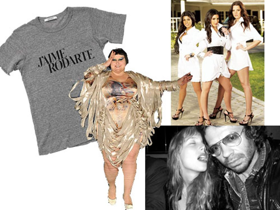 Rodarte x Opening Ceremony and The Kardashians Invade NYC in Today's Style Scraps
