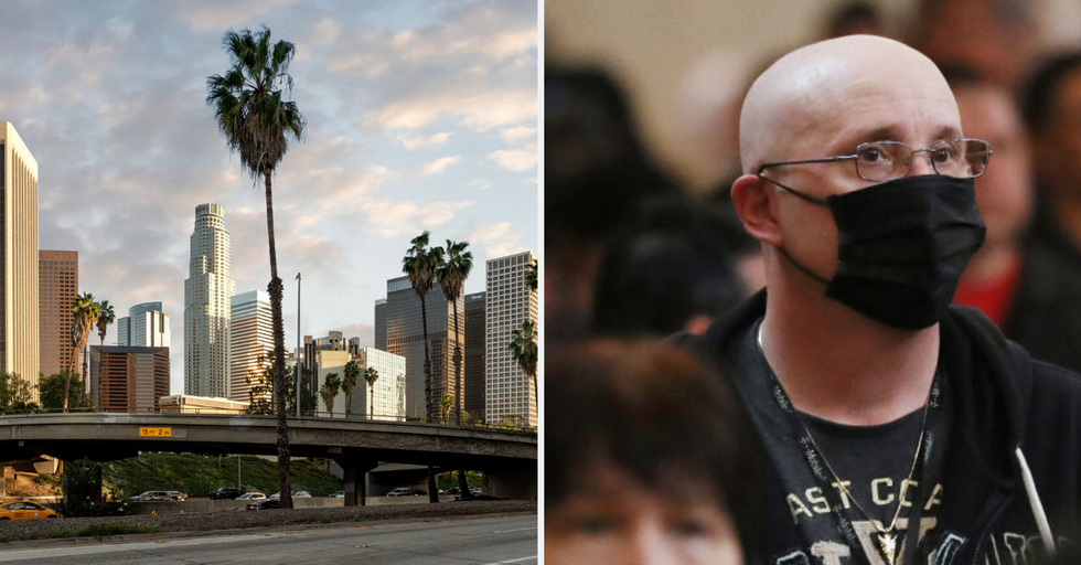 State of Emergency Declared in Los Angeles Due to Coronavirus