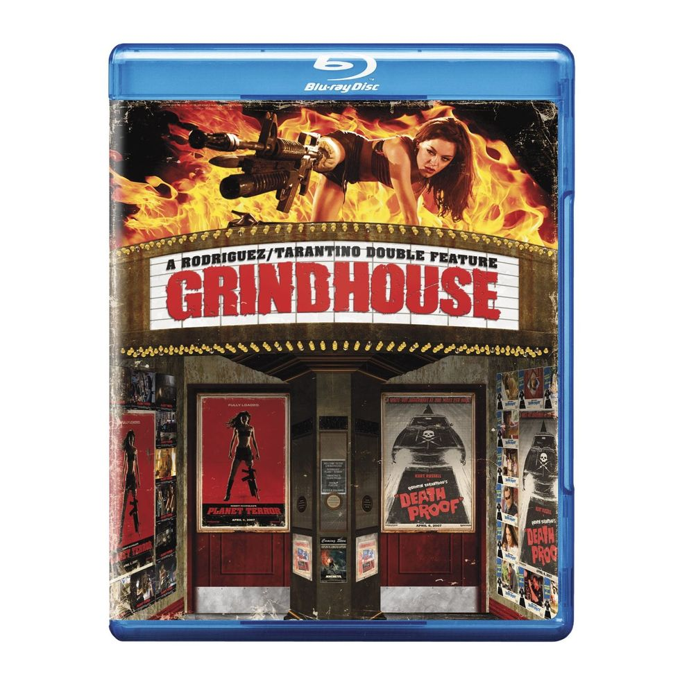 Grindhouse On Blu-ray!