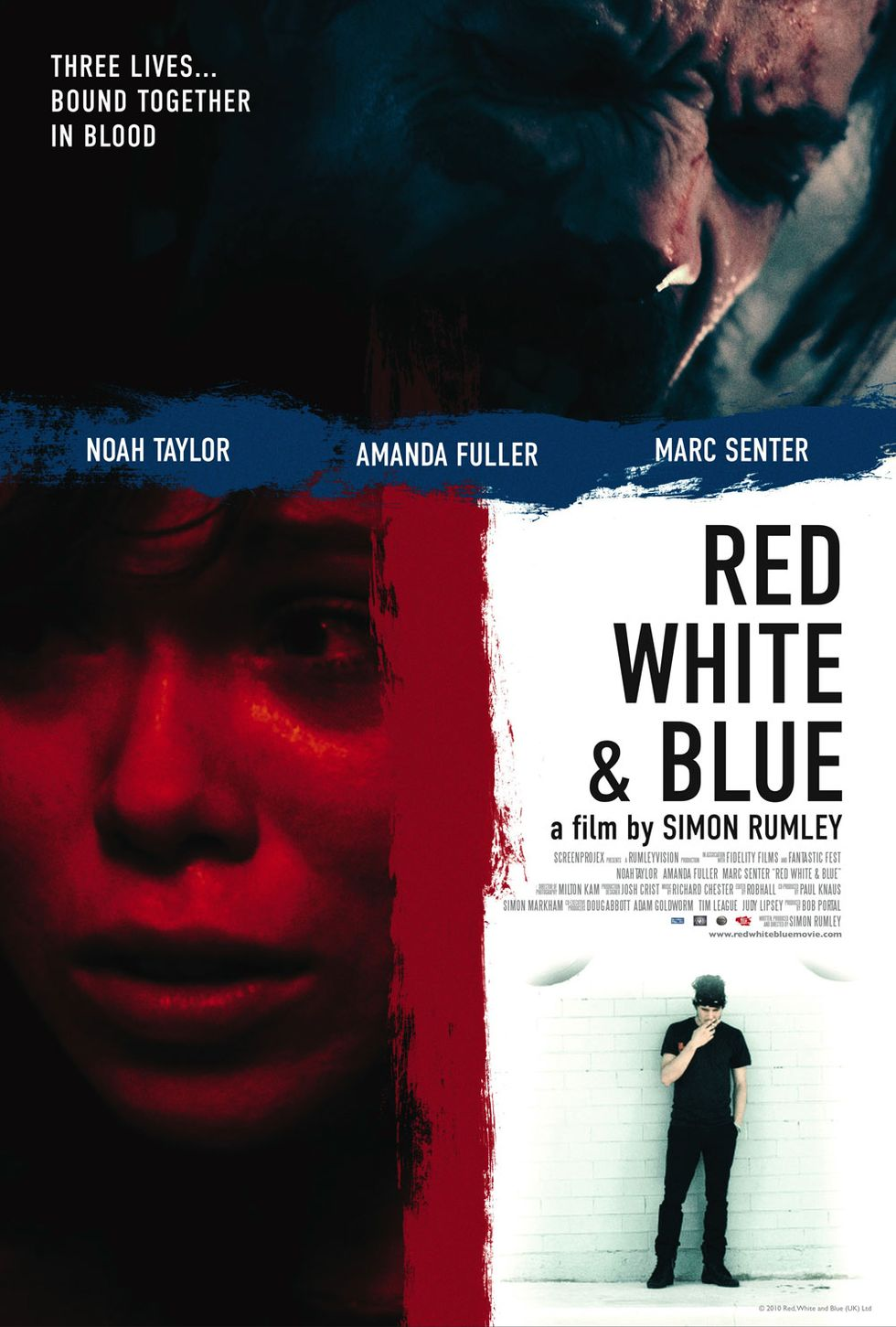Harrowing Red, White & Blue Opens Friday!