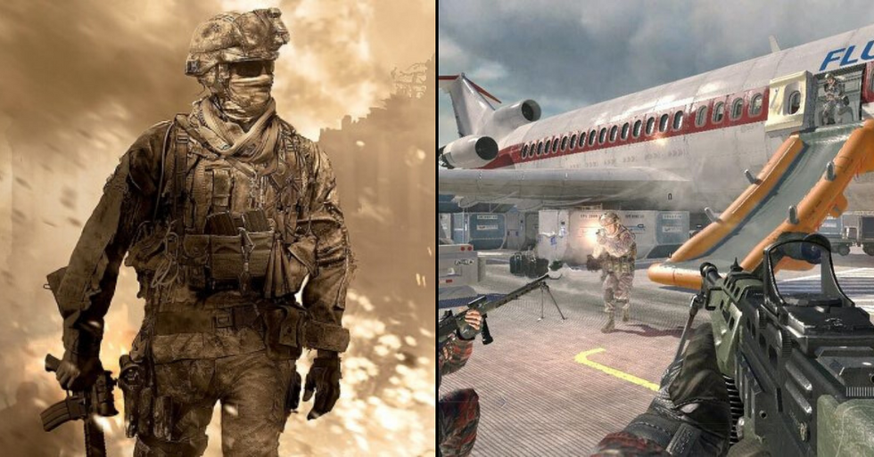 'Call Of Duty: Modern Warfare 2' Remaster Coming This Year, Claims Leaker