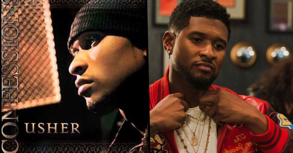 Usher Confirms He's Dropping a 'Confessions 2' Album