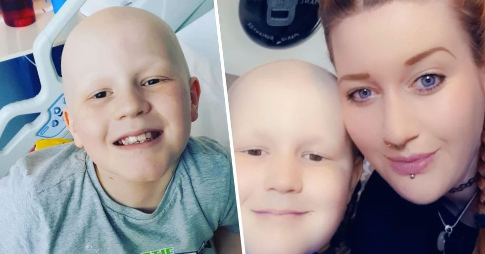 Nine-Year-Old Boy Beats Ultra-Rare Cancer After Surgeons Remove and Reinsert His Liver