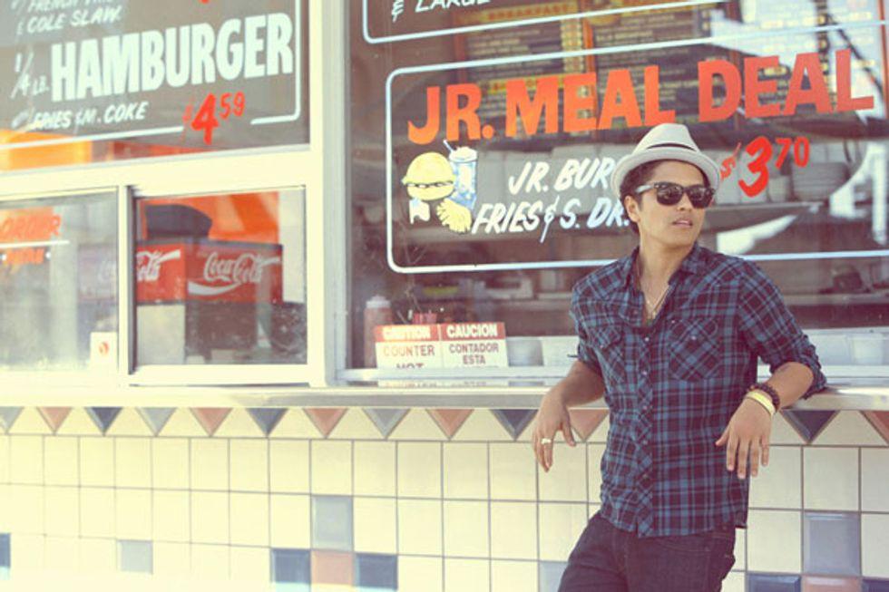 Pop Goes Bruno Mars