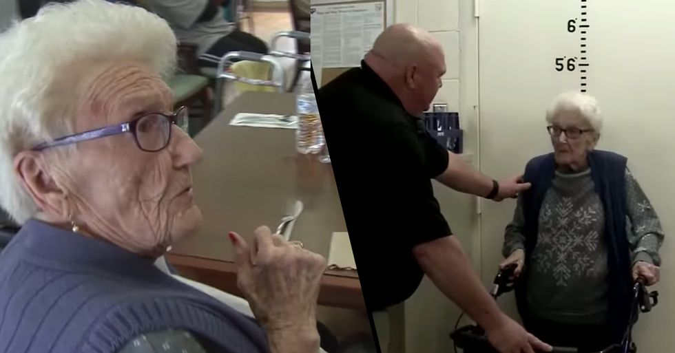 Woman Gets Sent to Jail for Her 100th Birthday Celebration