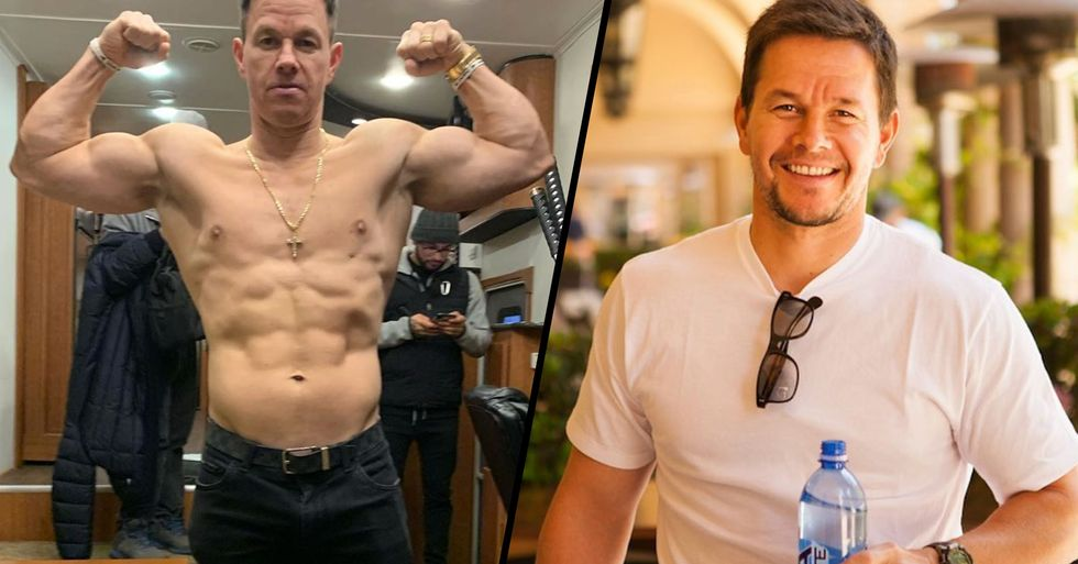 Mark Wahlberg Has Switched to a Plant-Based Diet Because of His 'Leaky Gut'