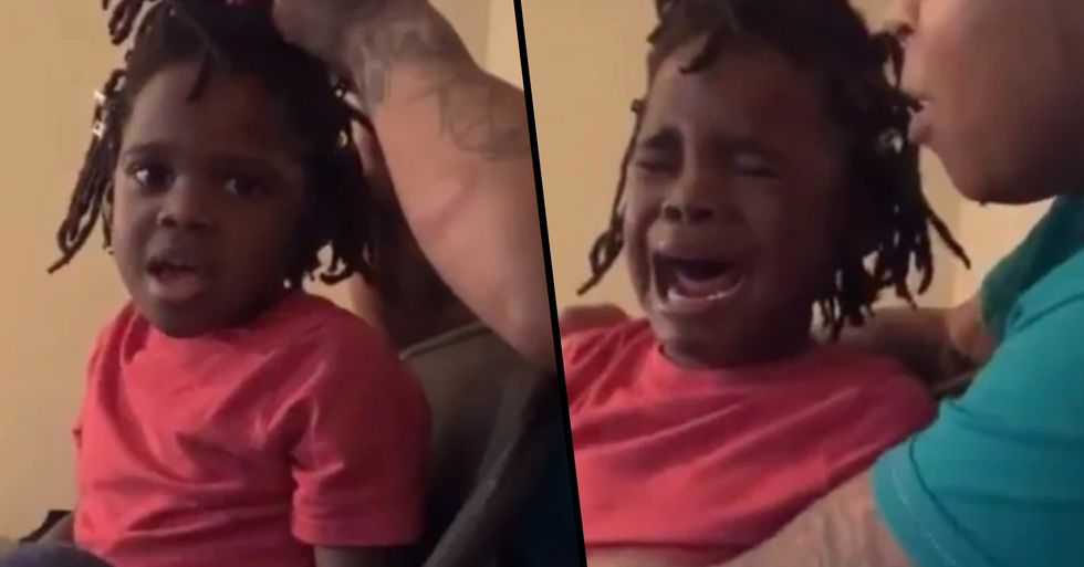 Heartbreaking Video of Young Girl Calling Herself 'So Ugly' Devastates Social Media