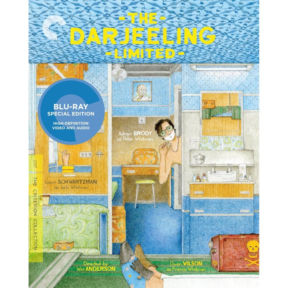 The Darjeeling Limited On Criterion