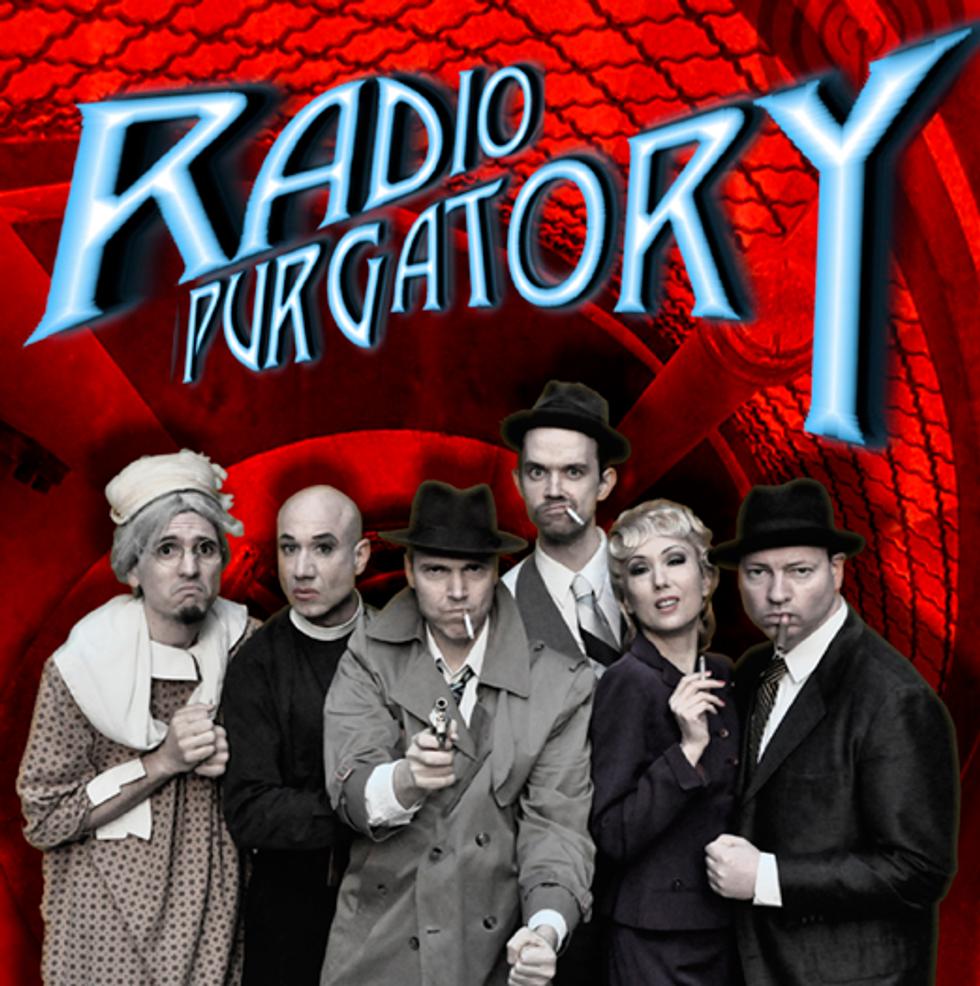 Stage Notes: Radio Purgatory