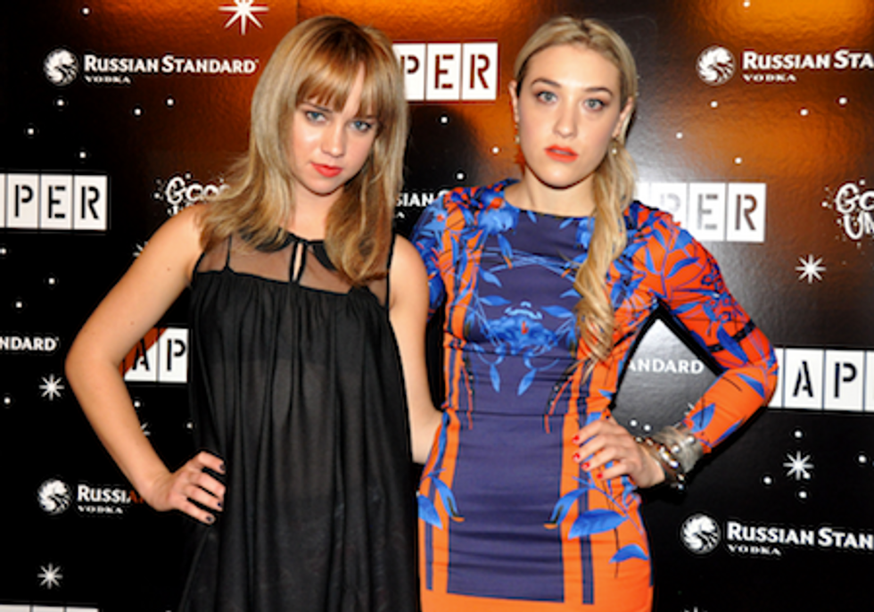 Style Stars From The Nightlife Awards: DJ Mia Moretti and Caitlin Moe