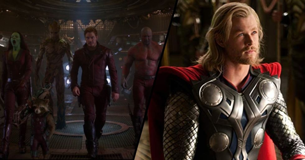 Marvel Is Bringing 'Guardians of the Galaxy' to 'Thor 4'