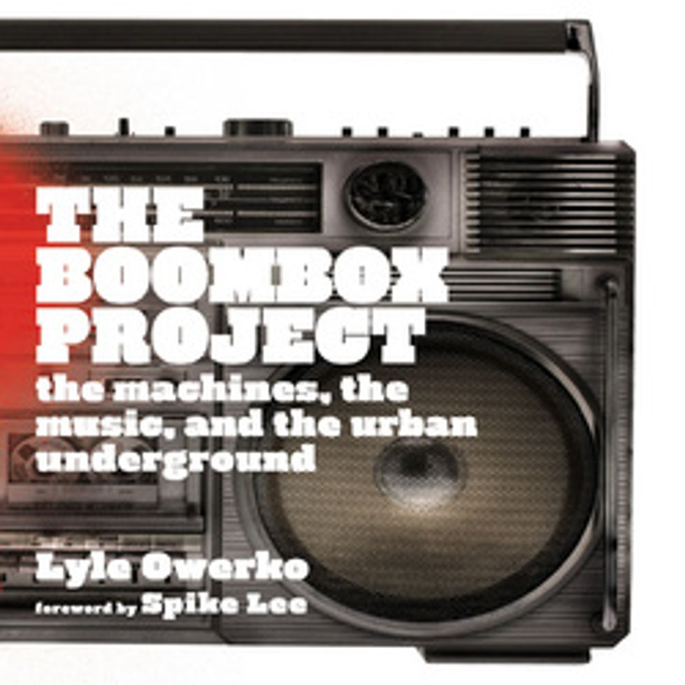 The Boombox Project and Mountain Goats in Today's Eight Items or Less