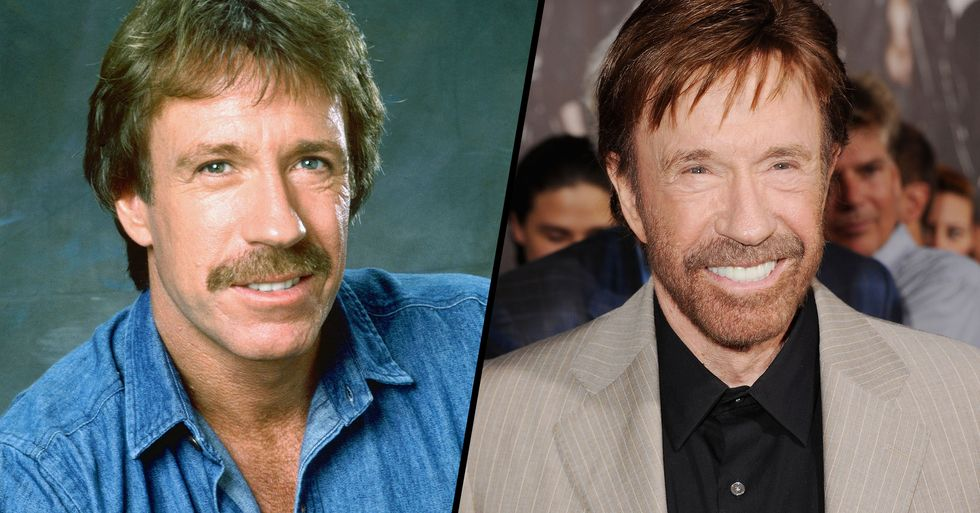 Chuck Norris Just Turned 80 and He's Still a Badass