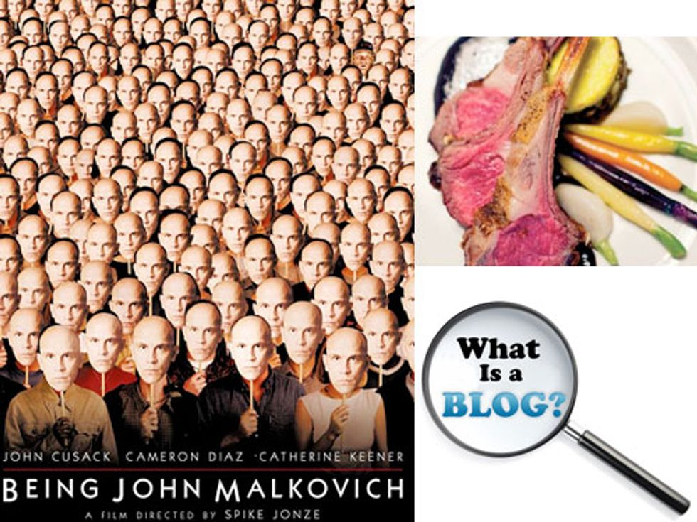 Best Blogs of 2010, Bald Men and NYC Food In Today's Bestest