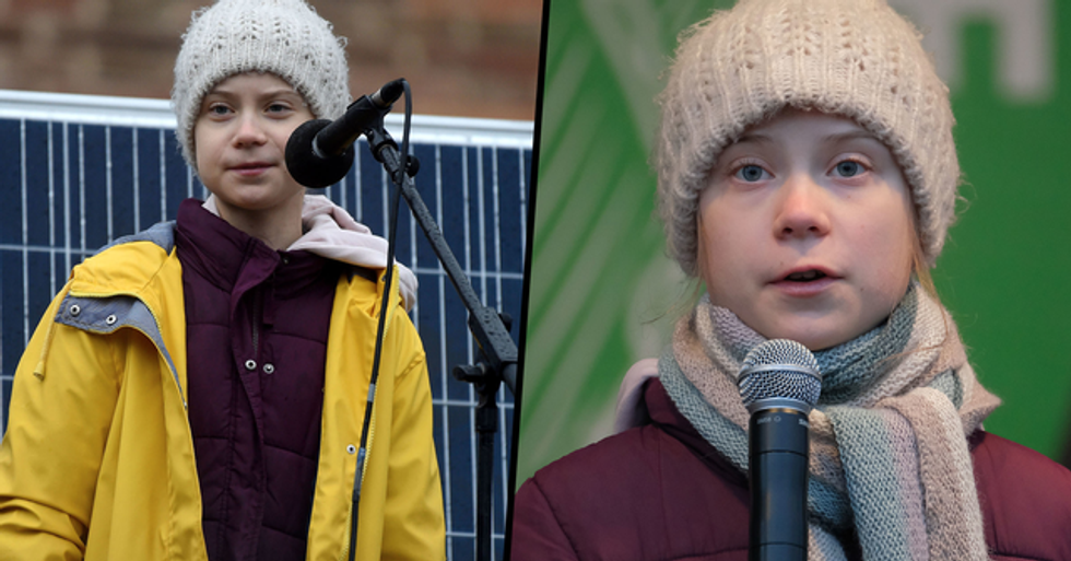 Greta Thunberg Tweets About Coronavirus and Trolls Tell Her They 'Hope She Catches It and Dies'