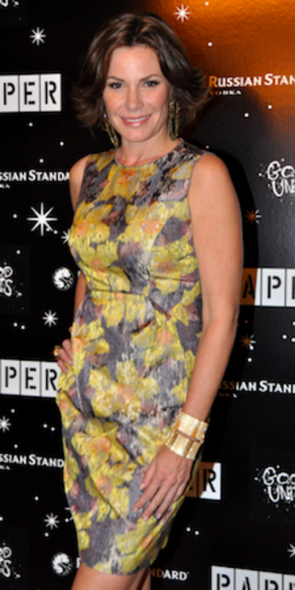 Style Stars From The Nightlife Awards: Luann de Lesseps