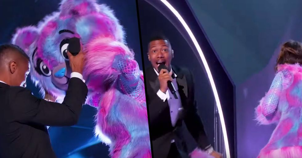 The Latest 'The Masked Singer' Reveal Was 'The Most Shocking of All Time'