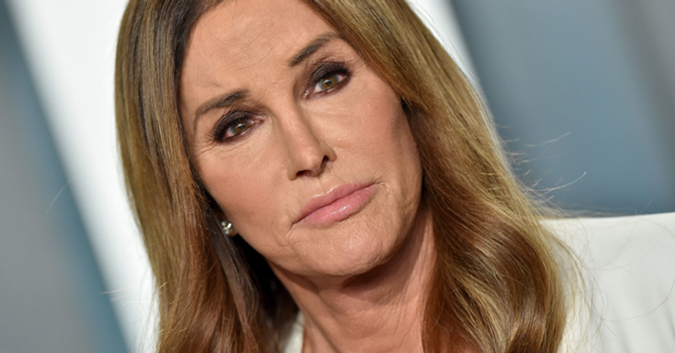 Caitlyn Jenner Answers the Question on Everyone's Minds