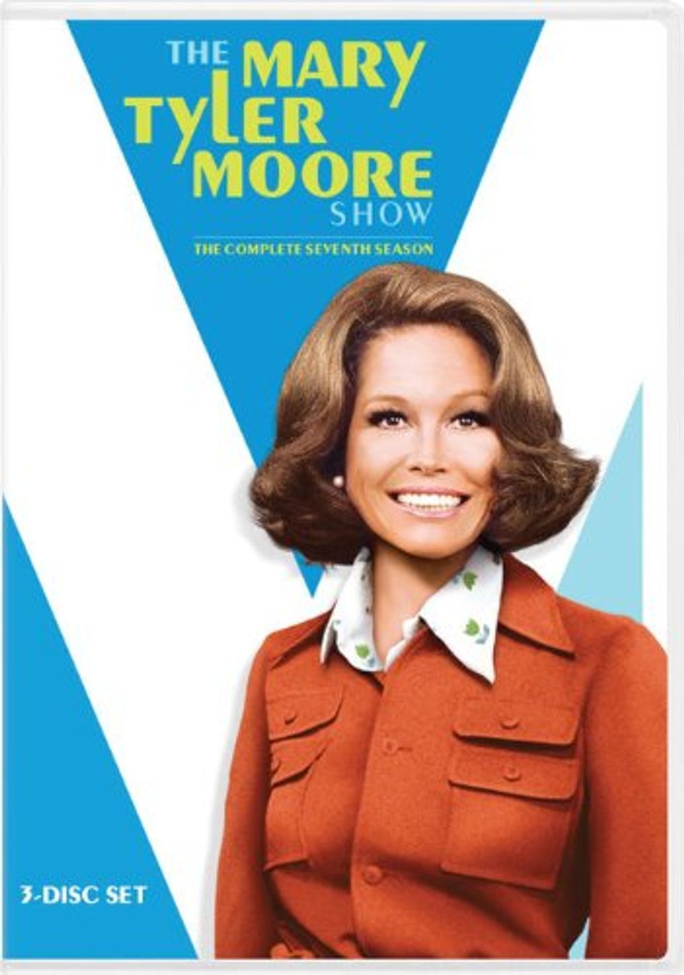 The Mary Tyler Moore Show: The Complete Seventh Season On DVD