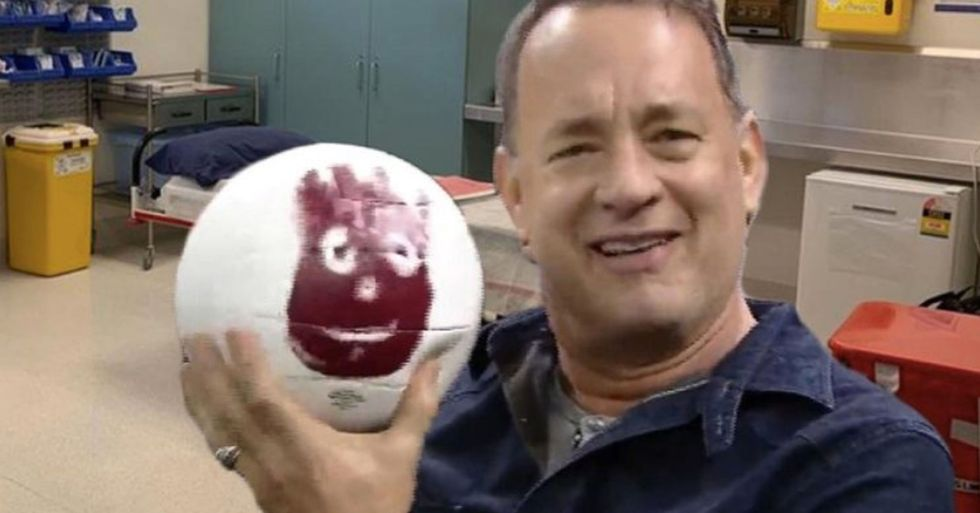 Tom Hanks Story About Volleyball in Hospital Was Hoax