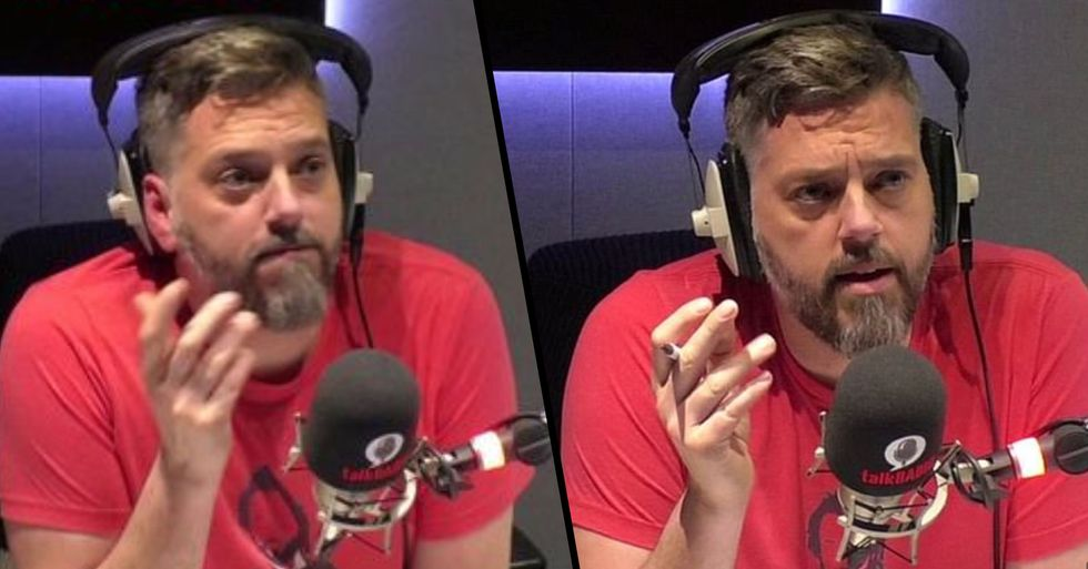 Radio Host Sends Ambulance to Home of Suicidal Listener Live on Air
